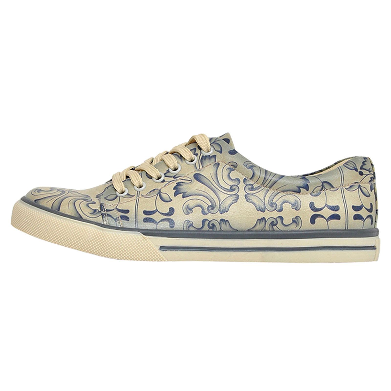 Dogo Shoes Sneakers Low Lisbon mehrfarbig Damen...