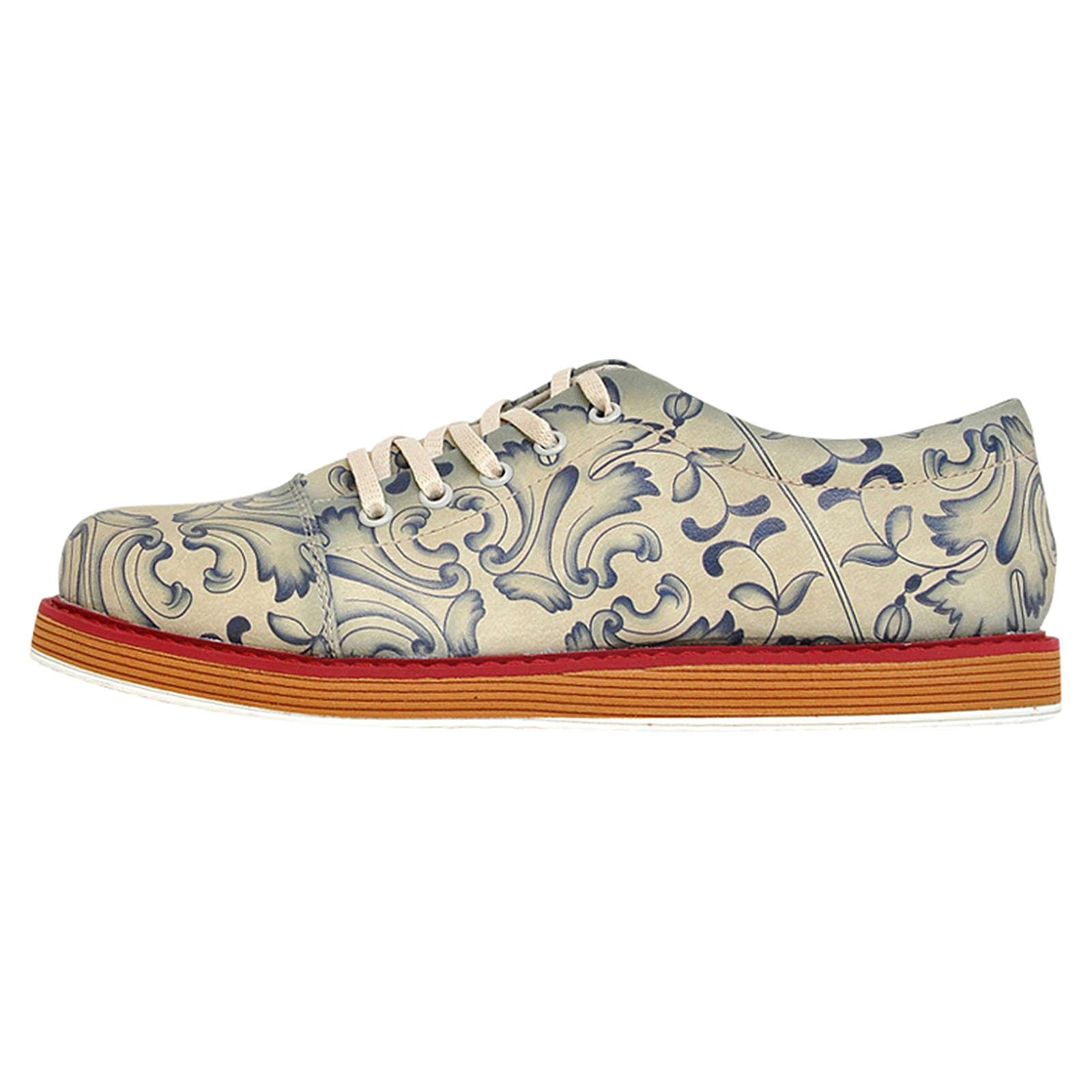 Dogo Shoes Schnürschuhe Lisbon mehrfarbig Damen...