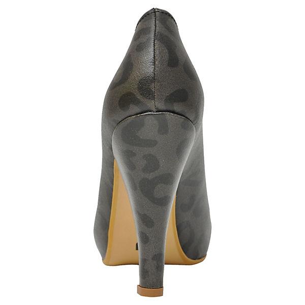 United Shoes Klassische mehrfarbig Bad Girls Pumps Dogo pC6Xq4R4