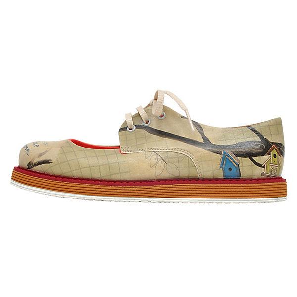 mehrfarbig Schnürschuhe Like Home Shoes Dogo wq4C56nI