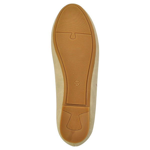 Dogo Country Shoes, Klassische Ballerinas Country Dogo Girl, mehrfarbig   061511