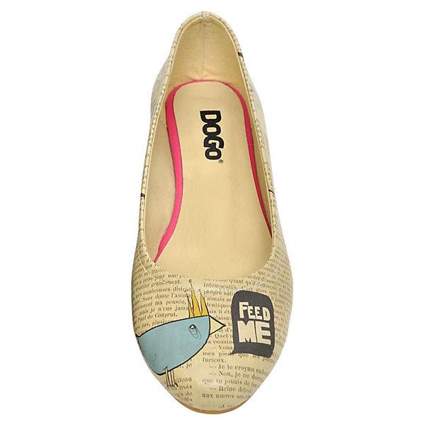 Dogo Shoes, Bird, Klassische Ballerinas Ugly Bird, Shoes, mehrfarbig   cdb46f