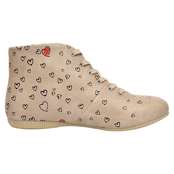 Dogo Shoes Schnürstiefeletten Catch Me Baby mehrfarbig
