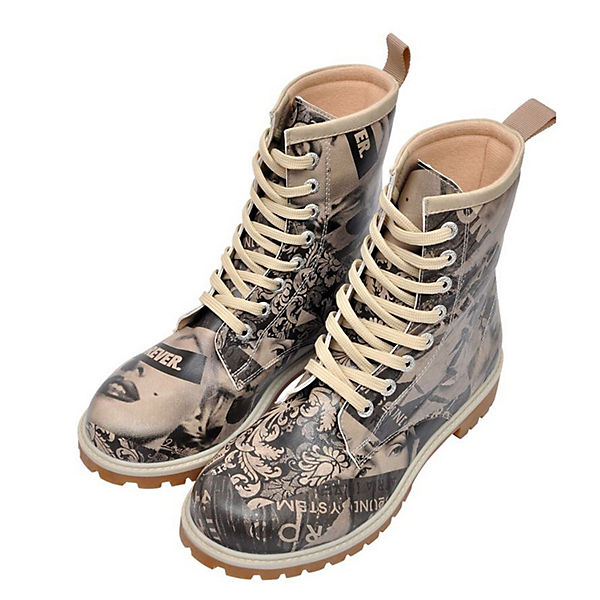 Dogo Shoes Klassische Stiefel Forever mehrfarbig  Gute Qualität beliebte Schuhe