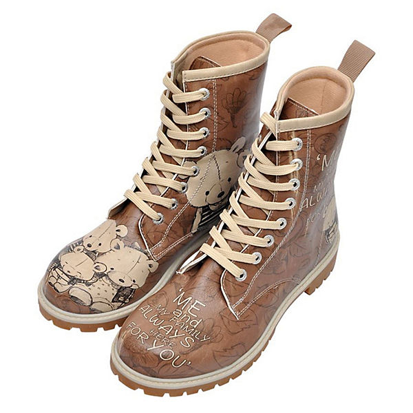 Dogo Shoes Klassische Stiefel Here For You mehrfarbig mehrfarbig mehrfarbig  Gute Qualität beliebte Schuhe 92531d