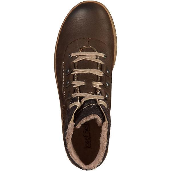 Josef Seibel, Gute Winterstiefeletten, braun  Gute Seibel, Qualität beliebte Schuhe b60246