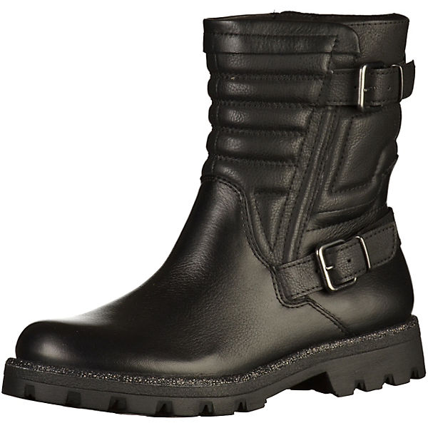 tamaris biker boots schwarz lackimitat mirapodo. Black Bedroom Furniture Sets. Home Design Ideas