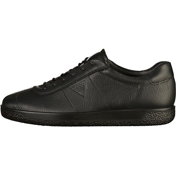 ecco Sneakers ecco Low Low schwarz Low Sneakers schwarz ecco Sneakers 51xU5qwX