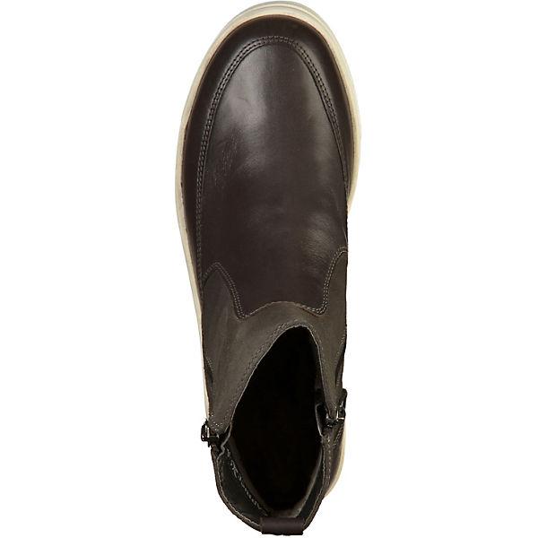 CAPRICE, Sneakers Gute High, anthrazit  Gute Sneakers Qualität beliebte Schuhe 2e676a