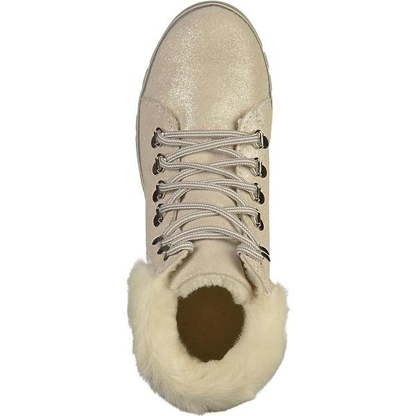 MARCO TOZZI, Winterstiefeletten, weiß Schuhe  Gute Qualität beliebte Schuhe weiß 19882f
