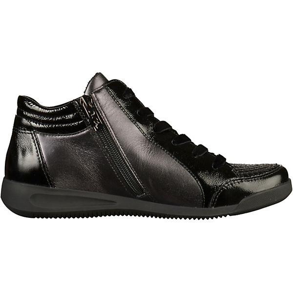 schwarz ara ara Sneakers High Sneakers wwzOgF