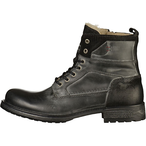 MUSTANG, Winterstiefeletten, schwarz Qualität  Gute Qualität schwarz beliebte Schuhe 03bbb2