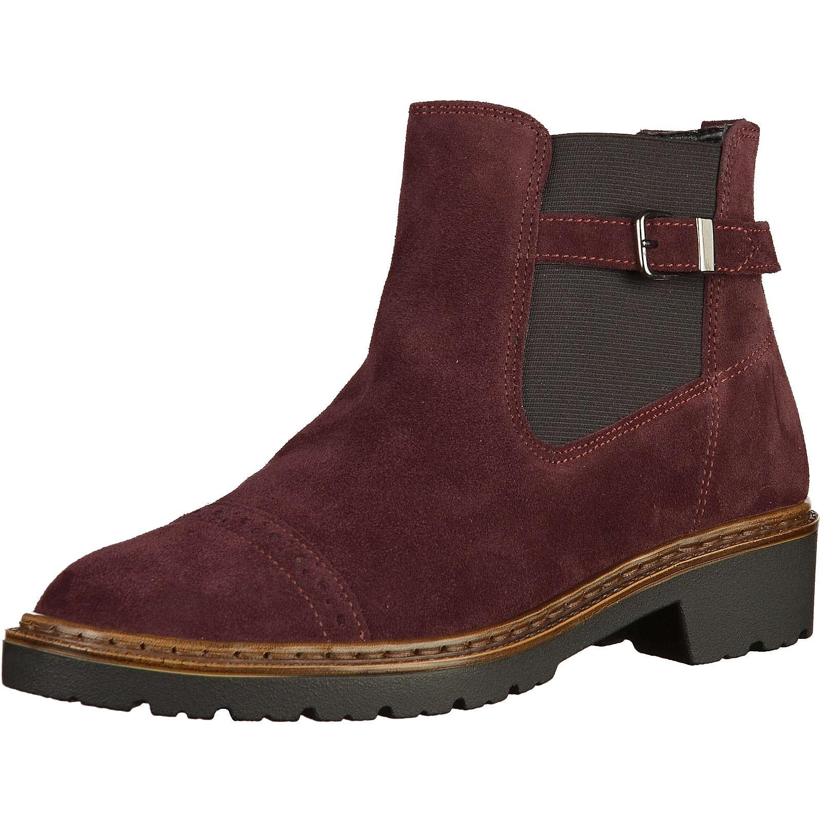 JENNY Chelsea Boots bordeaux Damen Gr. 36