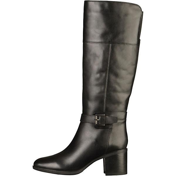 GEOX Winterstiefel schwarz  Gute Qualität beliebte Schuhe