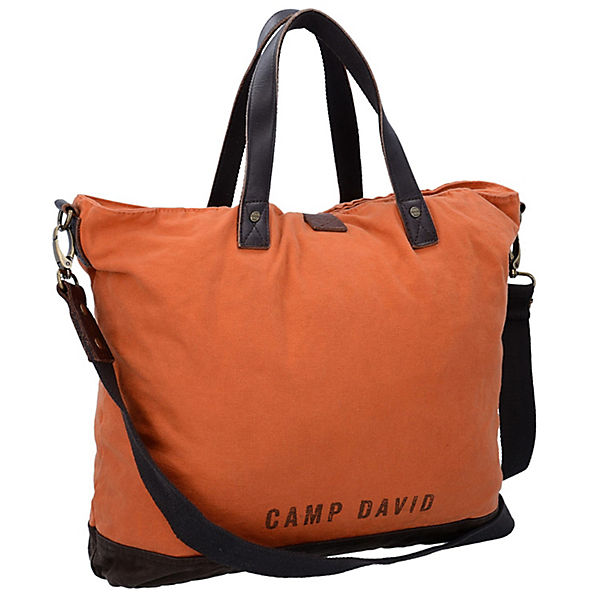 Camp David Ortega River Umhängetaschen orange