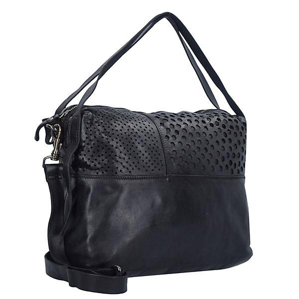 Campomaggi Celidonia Handtaschen schwarz