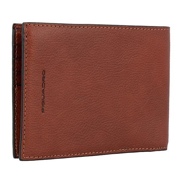 Piquadro Portemonnaies braun