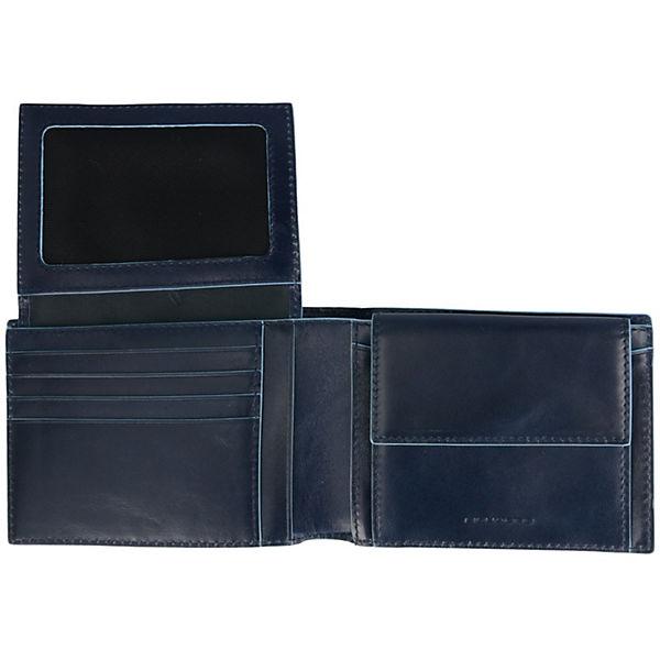 Piquadro Portemonnaies blau