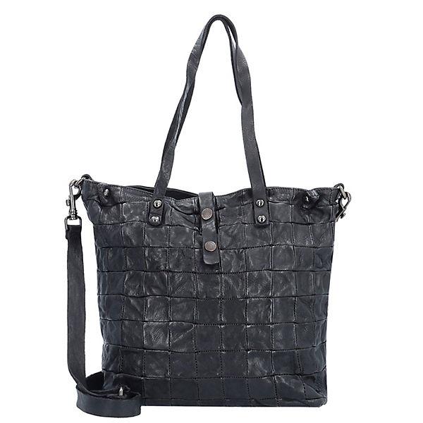 Campomaggi Vaccetta Handtaschen schwarz