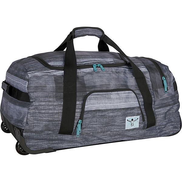 CHIEMSEE Sport Reisetaschen grau