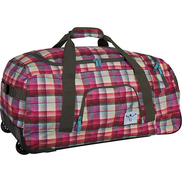 CHIEMSEE Sport Reisetaschen rot
