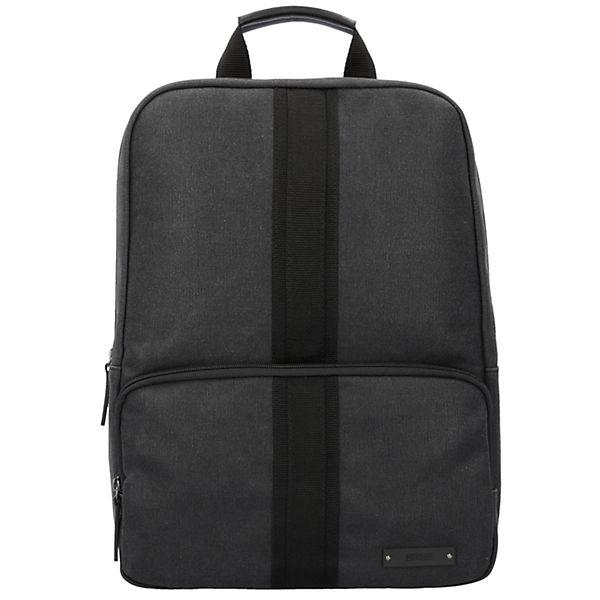 Bree Lawrence 4 Laptop Rucksäcke schwarz