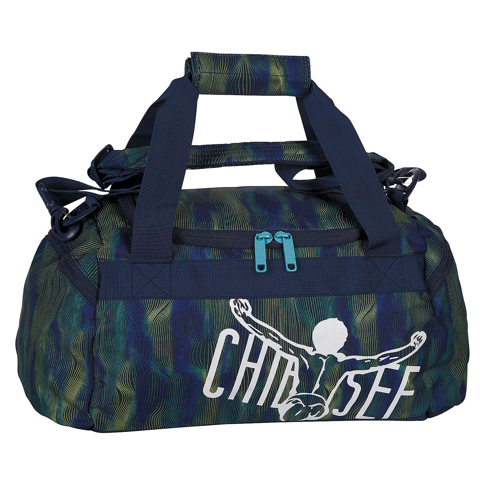 CHIEMSEE Sport - & Reisetaschen Sport Matchbag Reisetasche 45 cm grün