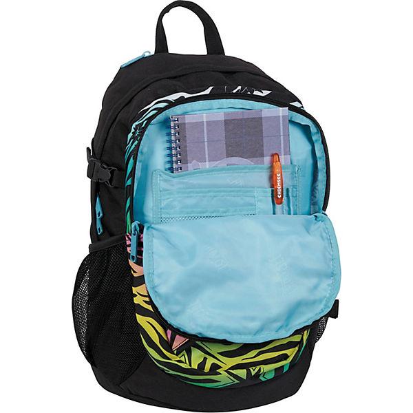 CHIEMSEE Rucksack Sport School 48 cm Laptopfach bunt