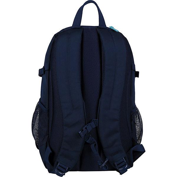 CHIEMSEE Rucksack Sport School 48 cm Laptopfach blau
