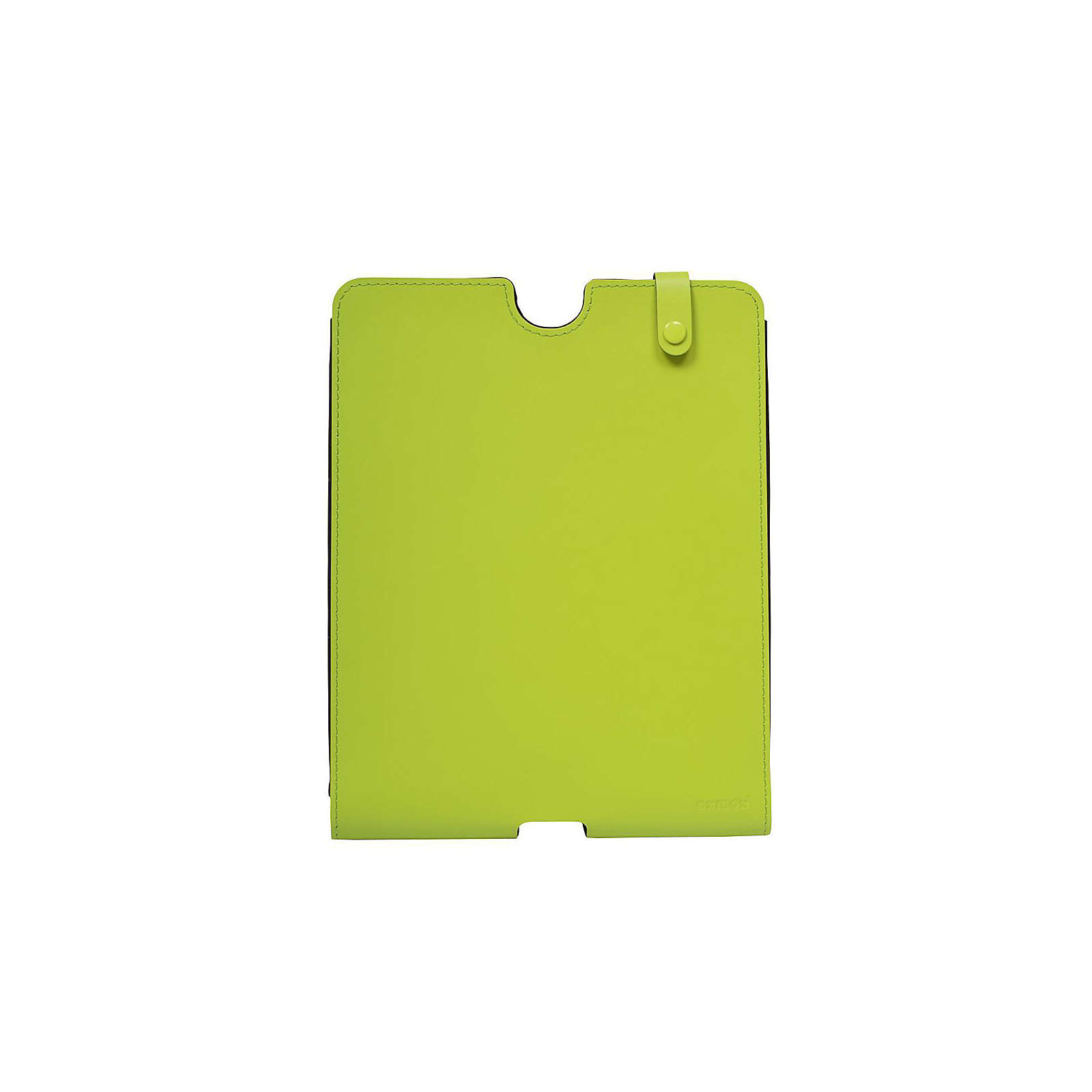 oxmox Pure IPad-Hüllen grau/grün