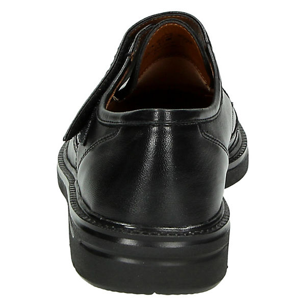 Sioux, Gute Business-Slipper Manfred, schwarz  Gute Sioux, Qualität beliebte Schuhe 1dc4b1