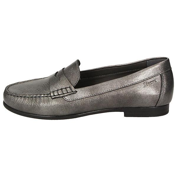 Sioux, Mokassins Lioba, beliebte grau  Gute Qualität beliebte Lioba, Schuhe 125a73