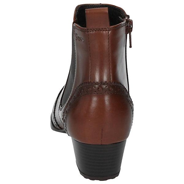 Sioux Klassische Stiefeletten Fernla braun  Gute Qualität beliebte Schuhe