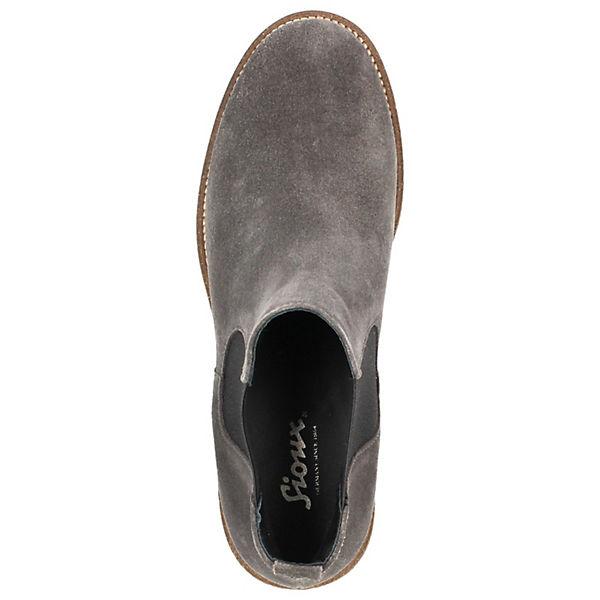Sioux Klassische Stiefeletten Horatia grau  Gute Qualität beliebte Schuhe
