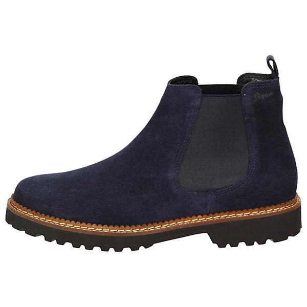 Sioux Klassische Stiefeletten Vesela blau  Gute Qualität beliebte Schuhe