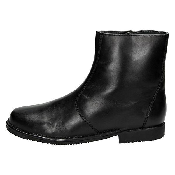 Sioux, Klassische  Stiefeletten Warth, schwarz   Klassische 726a02