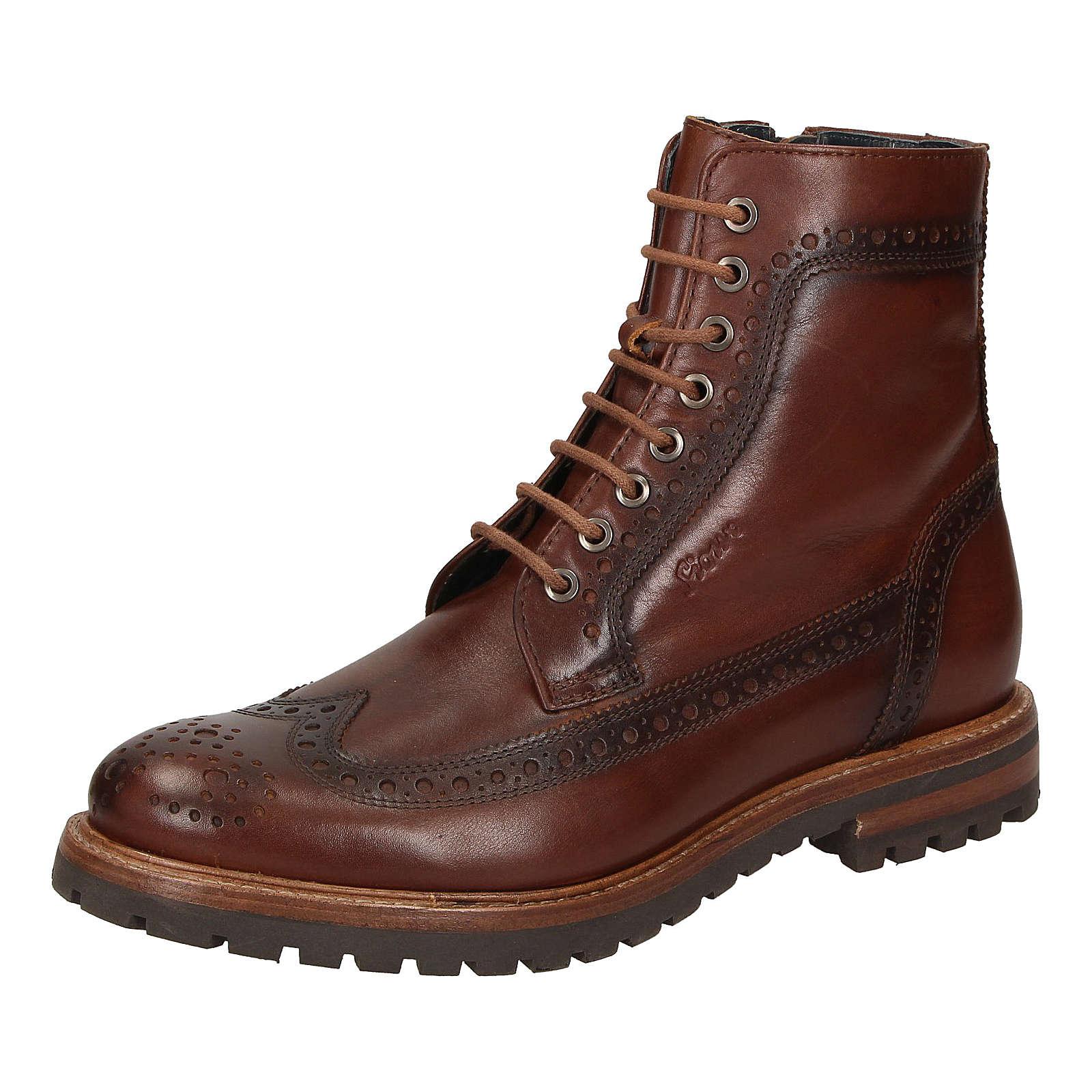 Sioux Klassische Stiefel Endreso braun Herren Gr. 46
