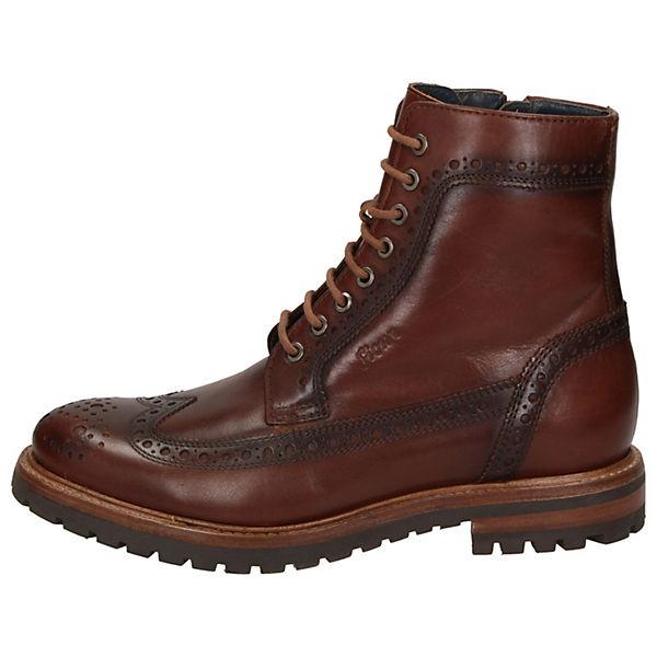 Sioux Klassische Stiefel Endreso braun