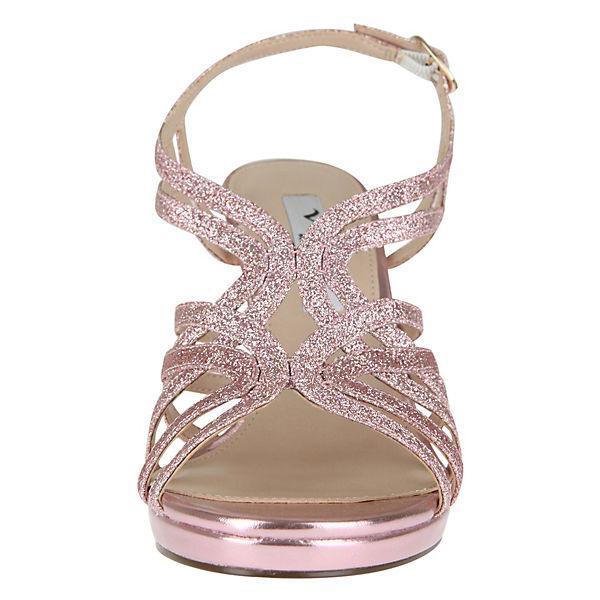 Nina, Riemchensandaletten Qualität RAISA, rosa  Gute Qualität Riemchensandaletten beliebte Schuhe 1d6604