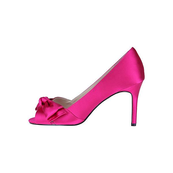 Nina Peeptoe Pumps Pumps pink Peeptoe FORBET Nina FORBET atnwBq