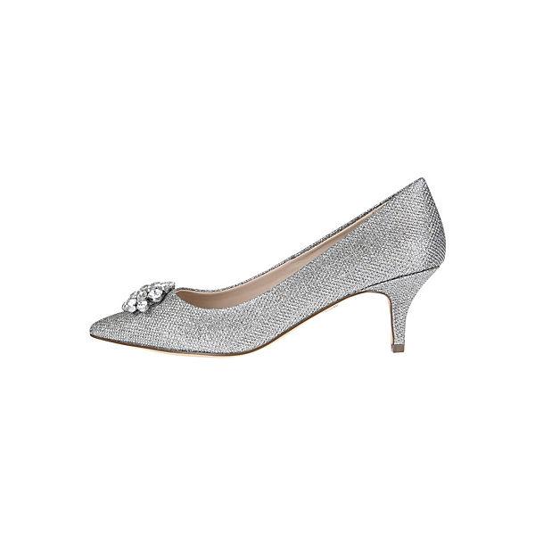Nina, Klassische Pumps TEXANA, silber Schuhe  Gute Qualität beliebte Schuhe silber d92033