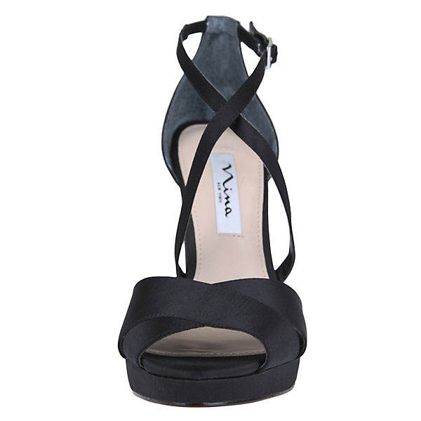 Nina Klassische Sandaletten MARYLIN schwarz