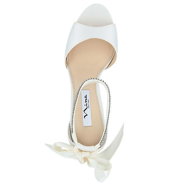 Klassische Nina Sandaletten VINNIE weiß VINNIE Nina weiß Klassische Sandaletten 7FRnx6