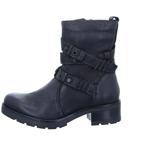 BOXX, WH-169H05 Biker Stiefel, schwarz  Gute Qualität beliebte Schuhe