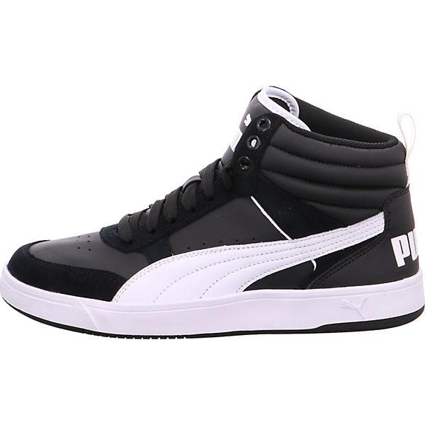 PUMA, Turnschuhes High, Qualität schwarz Gute Qualität High, beliebte Schuhe 22fc6a