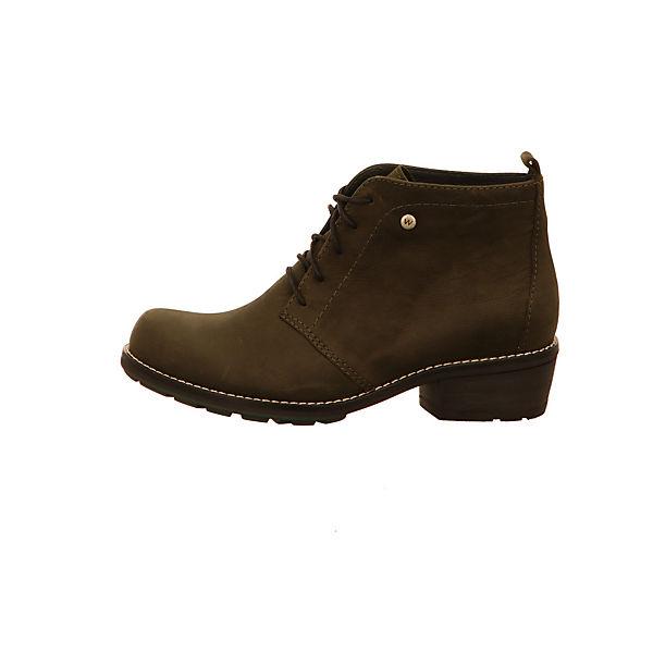 Wolky, Schnürstiefeletten, schwarz  Gute Qualität beliebte Schuhe