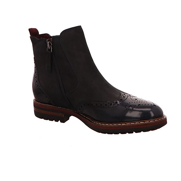 Tamaris, Gute Chelsea Boots, dunkelblau  Gute Tamaris, Qualität beliebte Schuhe 1bf40b
