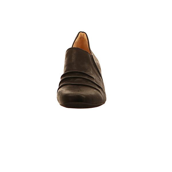 Think!, Gute Klassische Pumps, schwarz  Gute Think!, Qualität beliebte Schuhe b9a1db