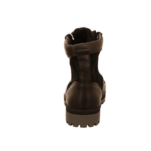 MEPHISTO Schnürstiefeletten schwarz  Gute Qualität beliebte Schuhe