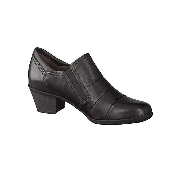 Gabor, Komfort-Pumps, schwarz Schuhe  Gute Qualität beliebte Schuhe schwarz 3f92fa
